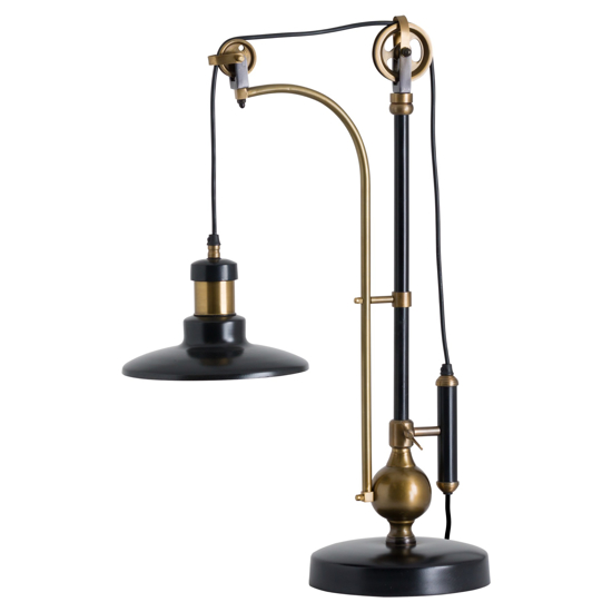 Picture of Hudson Adjustable Large Table Lamp