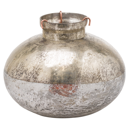 Picture of Silverlust Bulbus Candle Holder