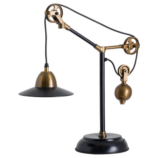 Picture of Brooklyn Adjustable Table Lamp