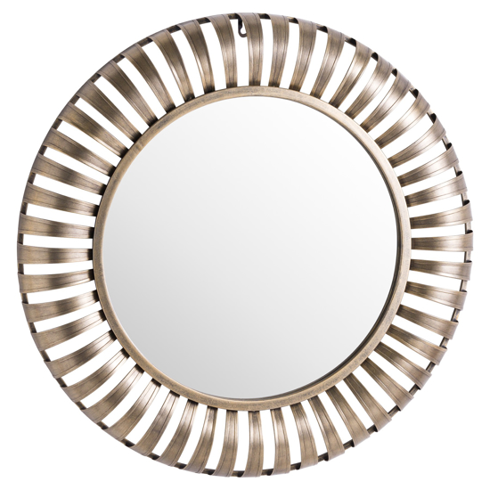 Picture of Kensington Large Gold Mirror
