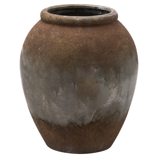 Picture of Castello Aged Stone Tall Vase