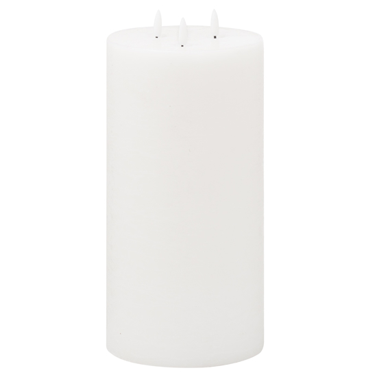 Picture of Luxe Collection Natural Glow 6x12 LED White Candle