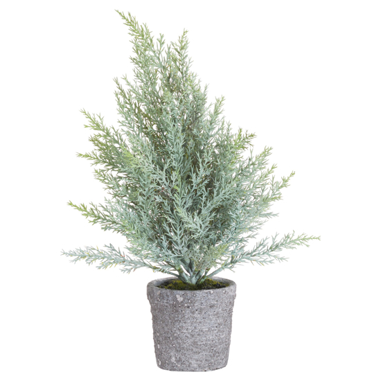 Picture of The Noel Collection Potted Christmas Tree