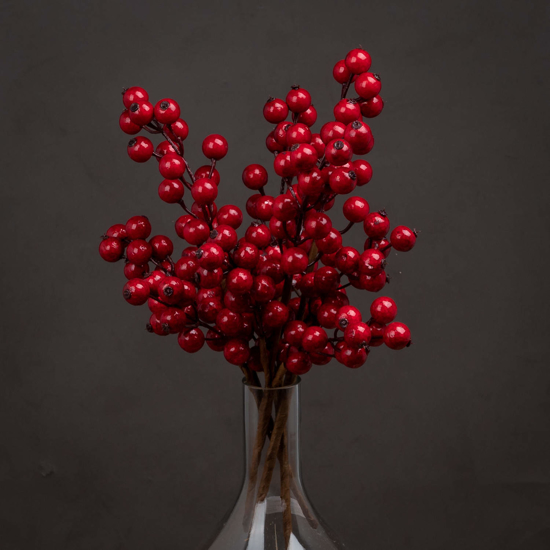 Picture of 4 Pack - Mini Festive Berry Pick