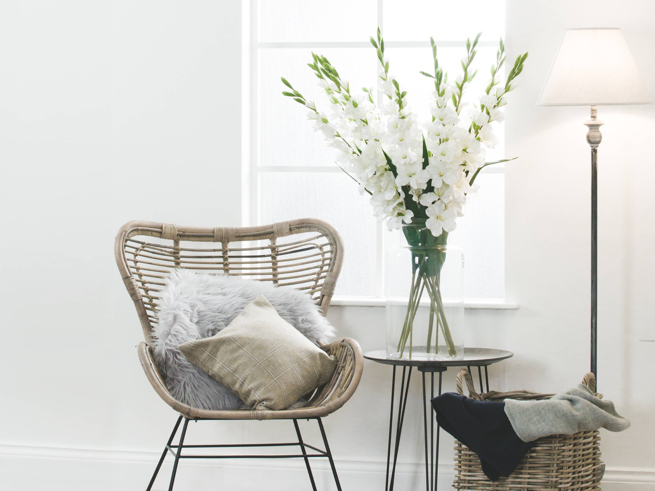 Picture of Is Wicker Back? Rattan & Wicker's Natural Beauty Helps You Spruce Up For Spring